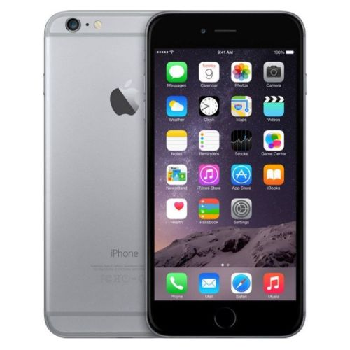 Apple iPhone 6 16GB Space Grey Unlocked To All Networks Smartphone Mobile P
