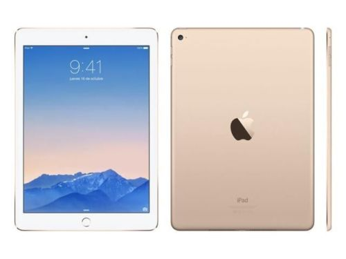 Apple iPad Air 2 16GB, Wi-Fi, 9.7in Gold White Edition