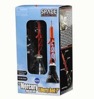 NASA Mercury 7 Dragon Space Collection Capsule DieCast Model