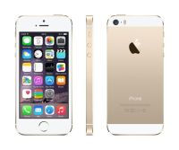 Apple iPhone 5S 16GB White & Gold Unlocked To All Networks Boxed Very Good Condition