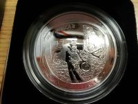 NASA US 50th Anniversary Apollo 11 Moon Landing Silver Commemorative Coin