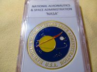 NATIONAL AERONAUTICS & SPACE ADMINISTRATION 'NASA' Coin