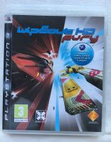 Wipeout HD Fury Playstation Sony PS3 Game Rare