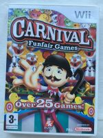 Nintendo Wii Game Carnival Funfair Games Classics