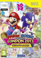 Mario & Sonic At The London 2012 Olympic Games Nintendo Wii Game