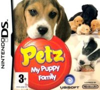 Petz My Puppy Dog Family Nintendo DS Game