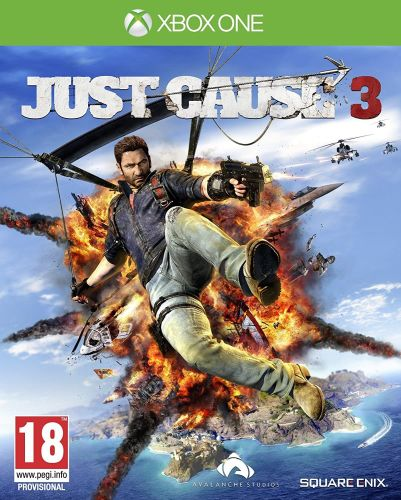 Just Cause 3 Microsoft Xbox One Game
