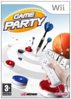 Game Party Nintendo Wii Game