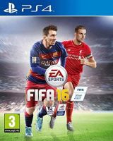 Fifa 16 Football Playstation 4 Sony PS4 Game