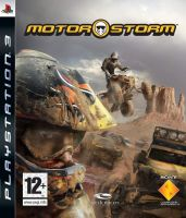 MotorStorm Sony PS3 Playstation 3 Game Motorbike Motor Cross