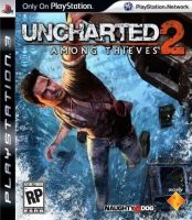 Uncharted 2 Among Thieves PS3 Sony Playstation 3 Game