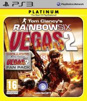 Rainbow Six Vegas 2 Complete Edition Platinum PS3 Sony Playstation 3 Game