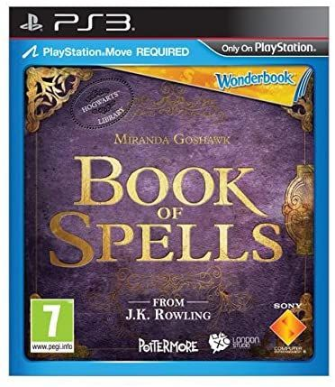 Wonderbok Book of spells Playstation 3 (PS3) Game