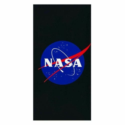 NASA Space Logo Officially Licensed 100% Cotton Bath Beach Gym Swimming Tow