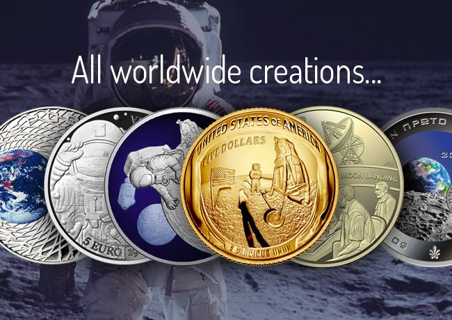 50th-anniversary-moon-landing-coins-Medals-in-the-World-1