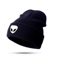 Aeea 51 Alien UFO Cap Hat Bleck Or White