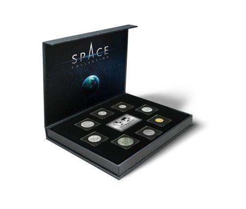 Space Program Missions Rare Collectable Coin Collection Nasa Apollo 11 Moon