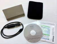 Mini Pc Laptop UMPC OQO Model 01 01+ Car Charger Metal Dock Stand Case & Restore Software CD Set Bundle