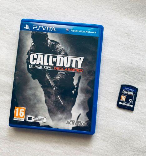 Call Of Duty Black Ops Sony PSVita Playstation PS Vita Game