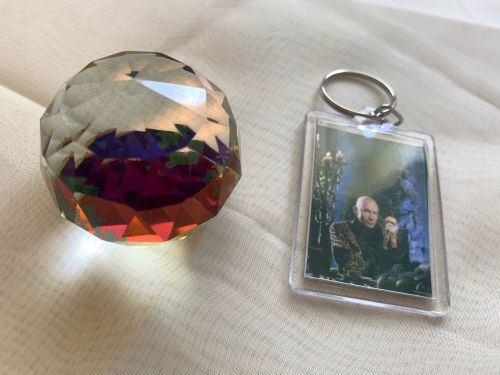 The Crystal Maze Crystal Replica From TV Game Show Richard O'Brien