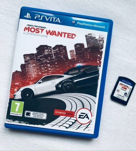 Need for speed most wanted Sony PS Vita Game