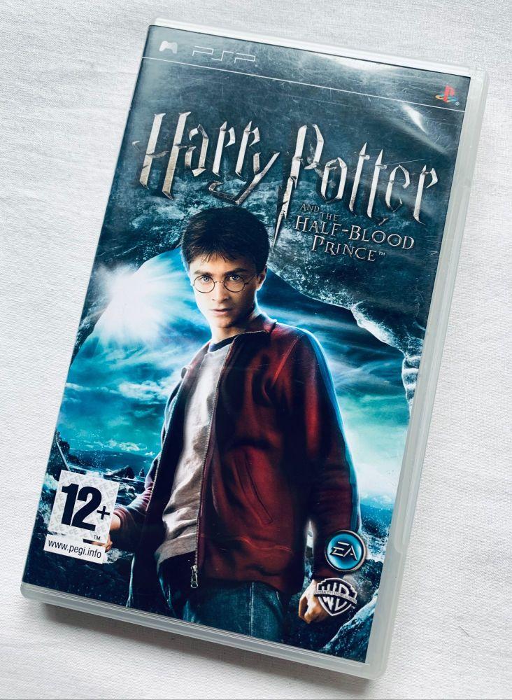 Harry Potter Sony Playstation PSP UMD Game The Half Blood Prince