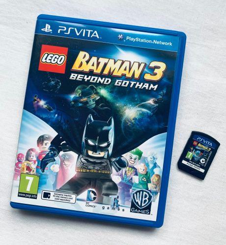 Lego Batman Sony Playstation PS Vita PSvita Game