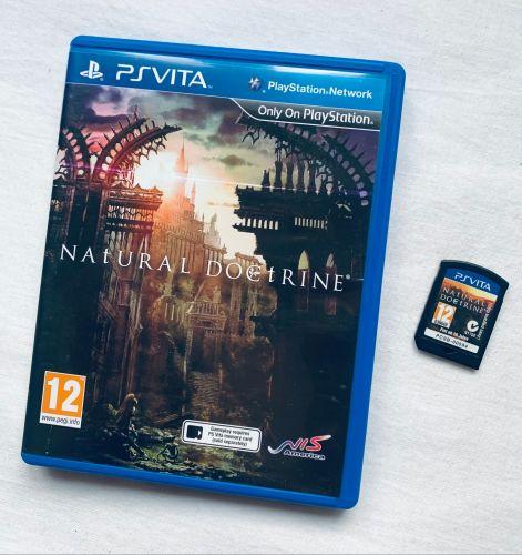 Natural Doctrine Sony Playstation PS Vita PSvita Game