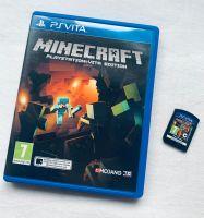 Minecraft Sony PSVita Playstation PS Vita Game