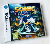 Sonic Colours Nintendo DS Game