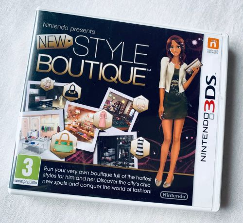 New Style Boutique Nintendo 3DS 2DS Game