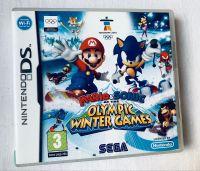 Sonic & Mario Winter Games Sports Nintendo DS Game