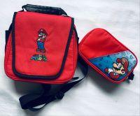 Mario Brothers Carry Case Bag & DS 3DS Case Retro Classic Set