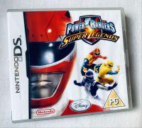 Power Rangers Super Legends Nintendo DS Game