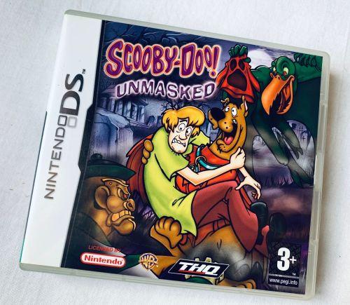 Scooby Doo Nintendo DS Game