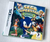 Sonic Sega Superstars Tennis Nintendo DS Game