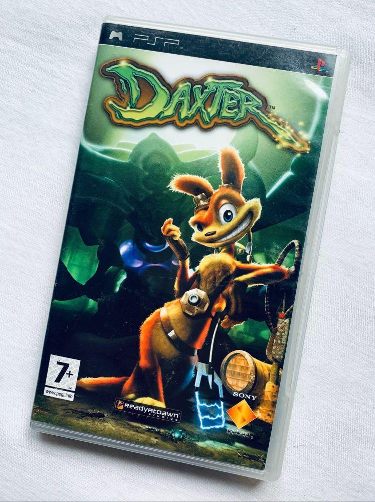 Daxter Sony Playstation PSP Handheld UMD Game