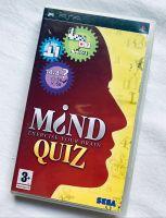 SEGA Mind Quiz Sony Playstation PSP Handheld UMD Game