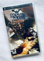Monster Hunter Freedom Sony Playstation PSP Handheld UMD Game