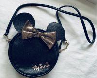 Disney Shiny Sparkle Ladies Girls Bag Minnie Mickey Mouse