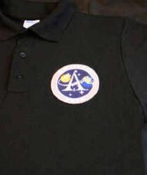 Rare NASA Apollo High Quality Polo Shirt