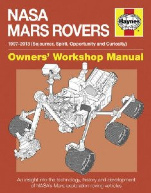 NASA Mars Rovers Detail Manual Sojourner Spirit Opportunity & Curiosity