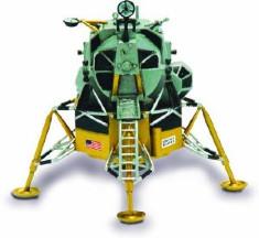 NASA Moon Lunar Lander Model