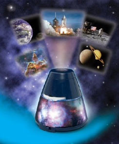 Nasa Space Explorer Room Projector Lighting Galaxy Stars & Images