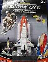 Discovery Space Shuttle Metal Die Cast Model Nasa Collectable