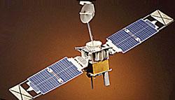 NASA Mars Global Surveyor Space Craft Model Kit