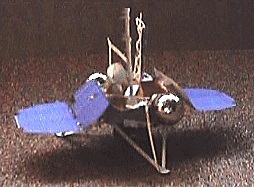 Nasa Mars Polar Lander Model Kit High Detail