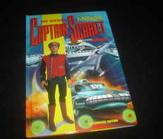 Captain Scarlet Gerry Anderson Early 90s Official Annual Very Rare