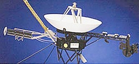 NASA Space Craft Voyager Model Kit