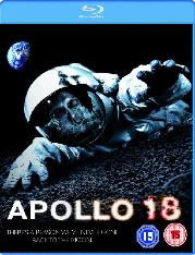 Apollo 18 Blu Ray